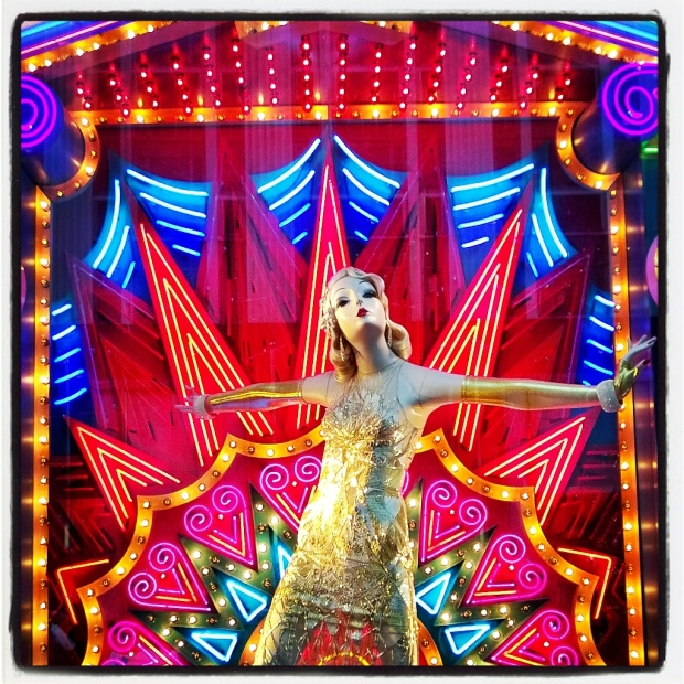 NYC Christmas Windows Displays: Bergdorf Goodman