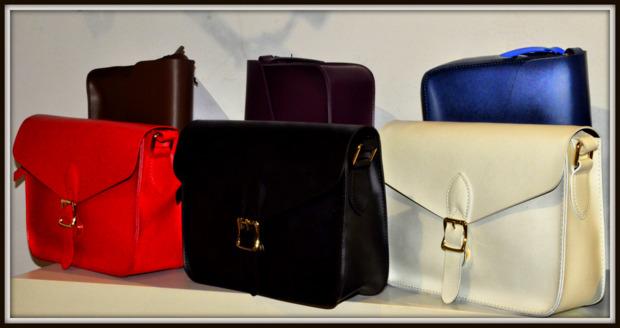 Angela & Roi Donate by Color handbags