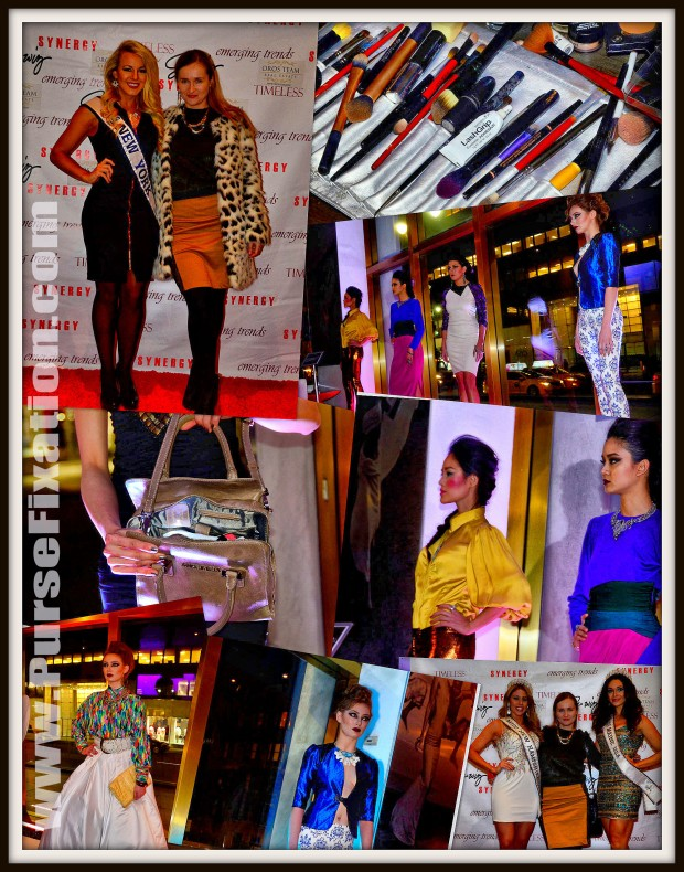 The Synergy Events The Emergiing Trends NYC Spotlight in Vermilion during NYFW