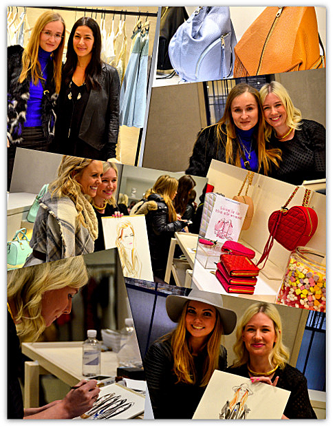 Love is in the Air with Rebecca Minkoff and Meagan Morrison