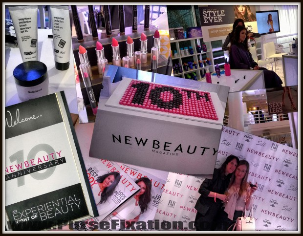 New Beauty Magazine 10th Anniversary Party at 404NYC
