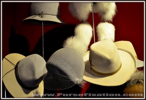 House of Lafayette hats