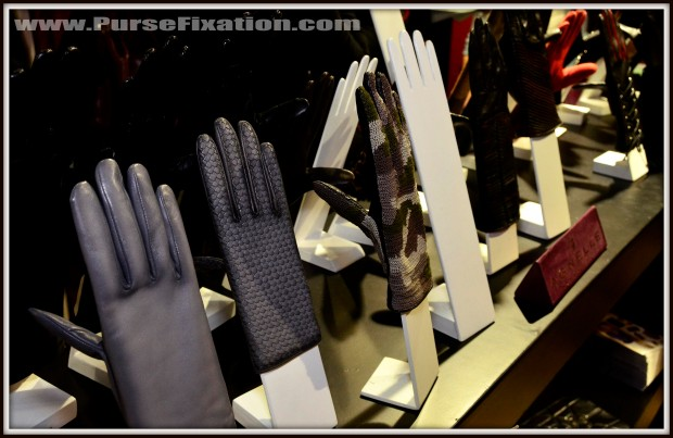 Agnelle gloves Tranoi fashion trade show