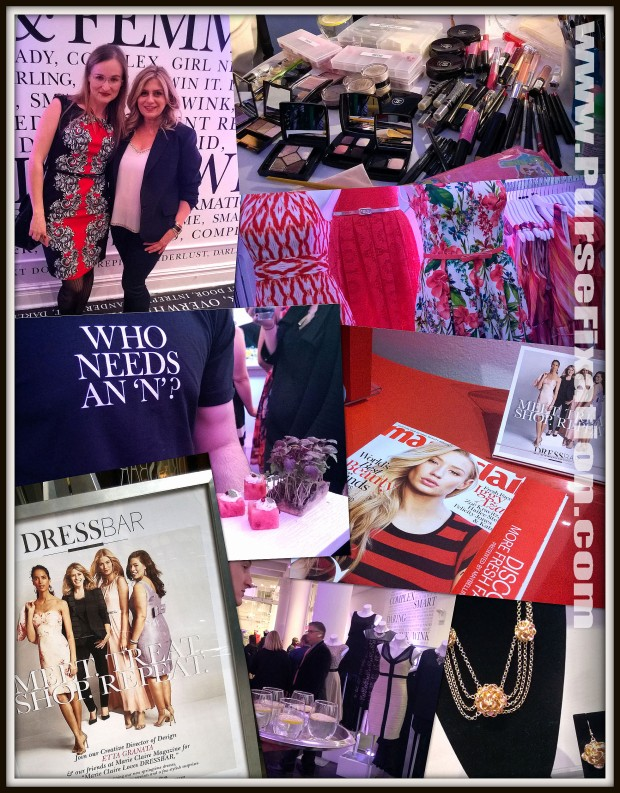 Marie Claire Loves Dressbar event