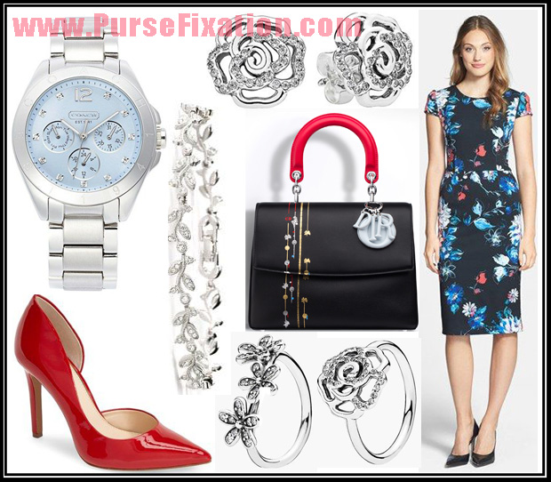 Be Dior handbags and outfit ideas
