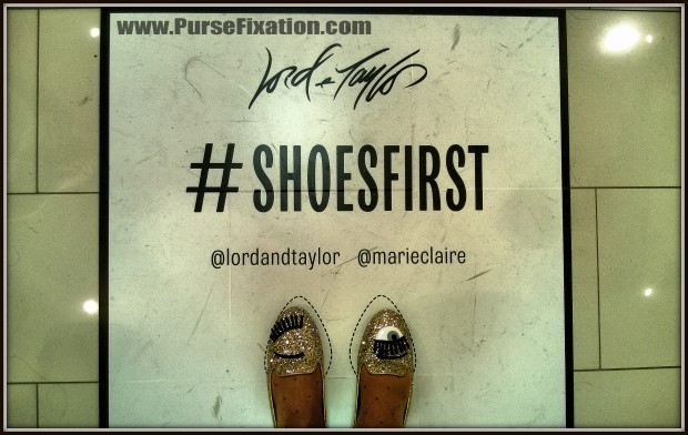 ShoesFirst party at Lord & Taylor