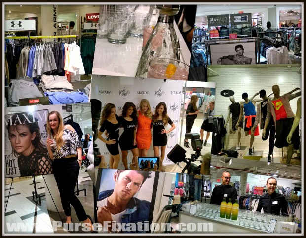 Maxim Magazine's Suddenly Summer Jam at Lord and Taylor NYC shopping event